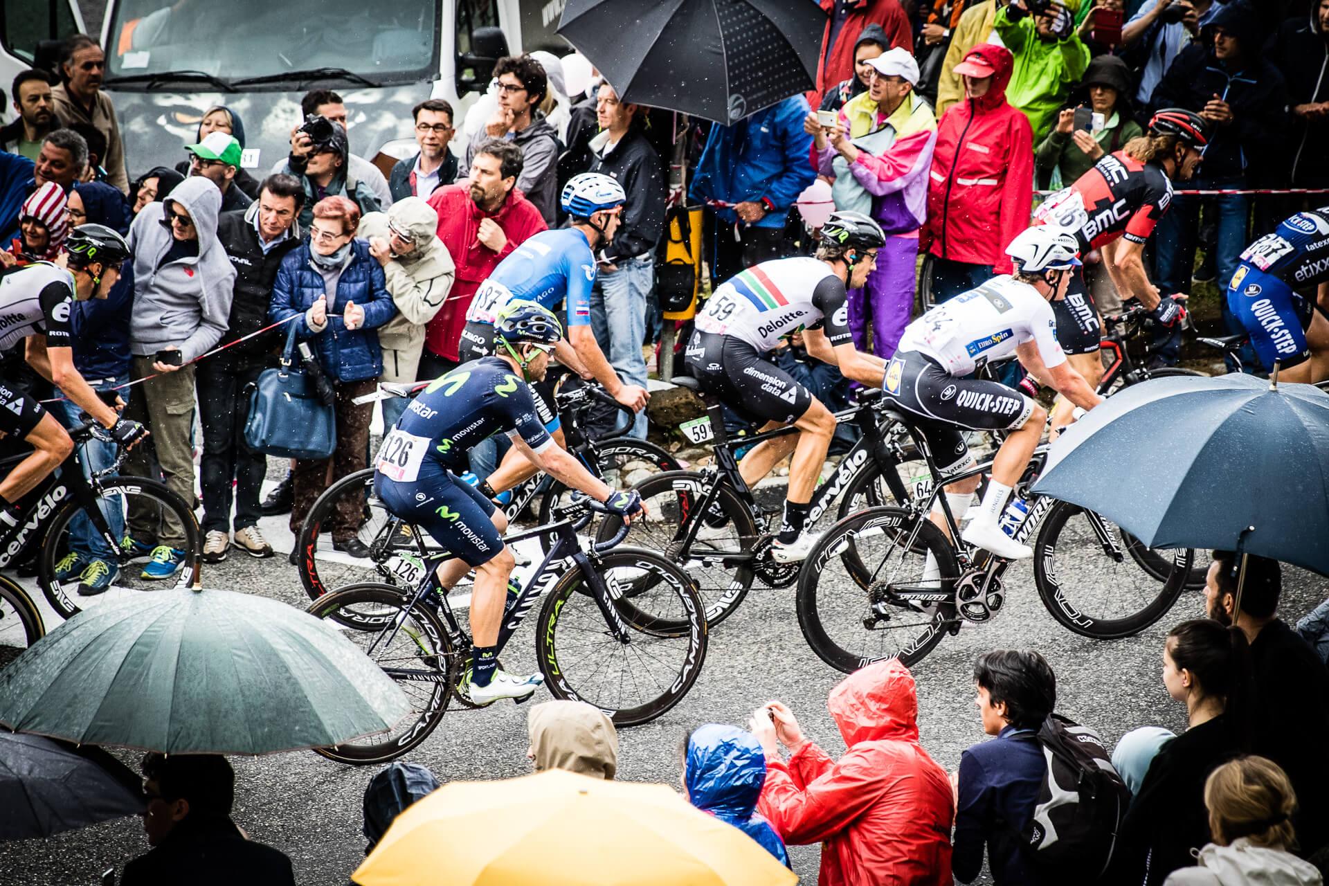 Giro d'Italia final stage 2016