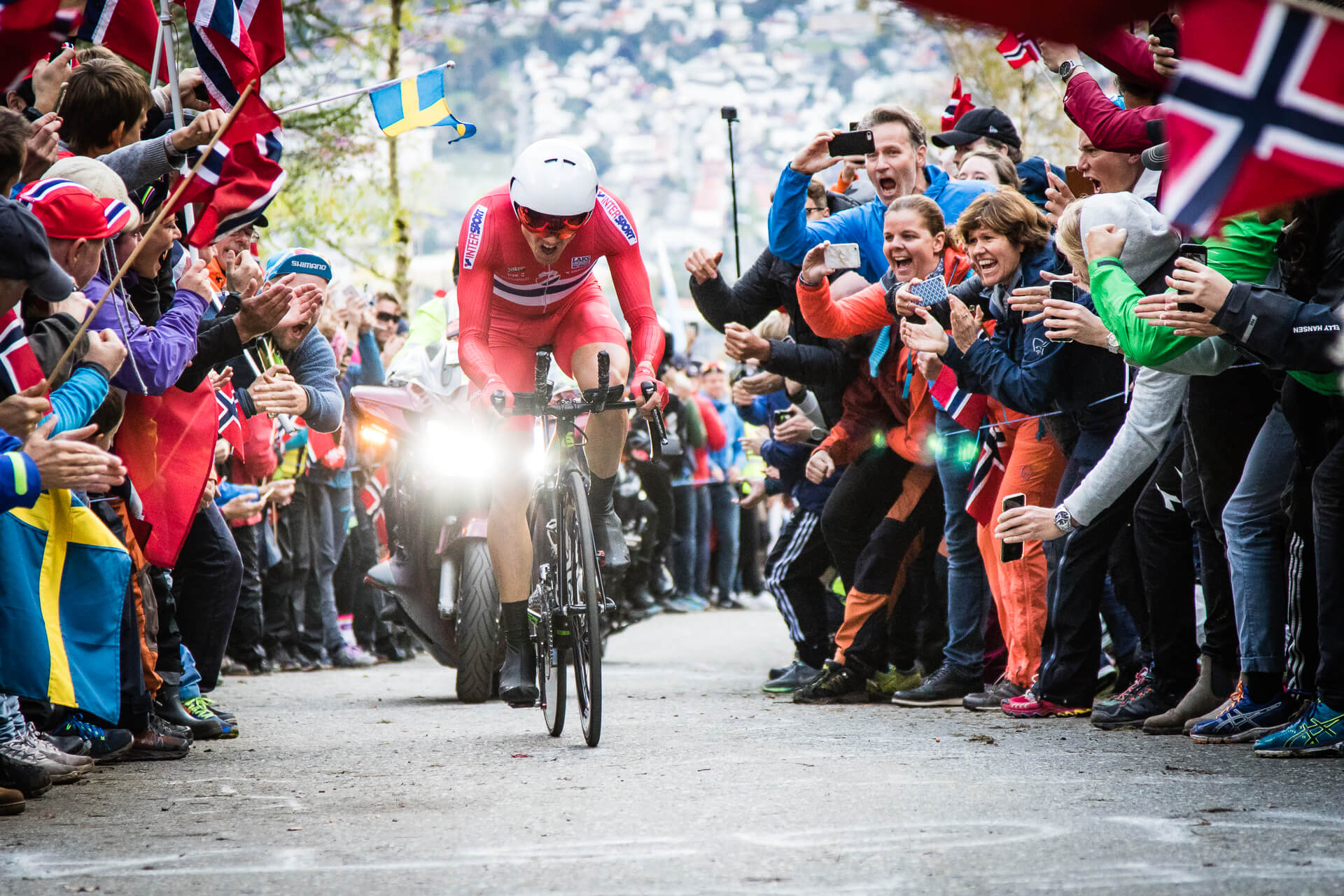 Edvald Boasson Hagen ITT UCI Worlds Bergen 2017